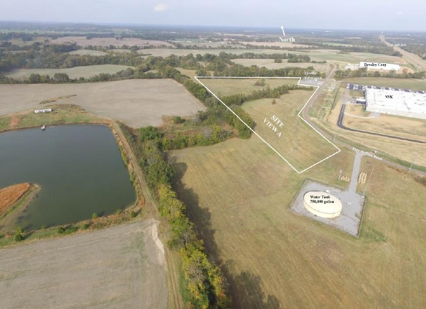 Dyersburg 29 Acre Site | 29 acres