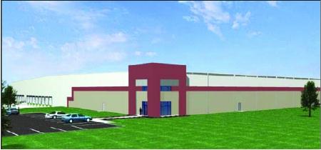 Dyersburg Expect II Building