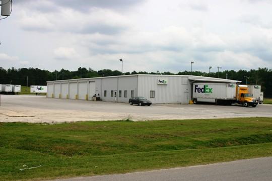 FedEx Ground Terminal