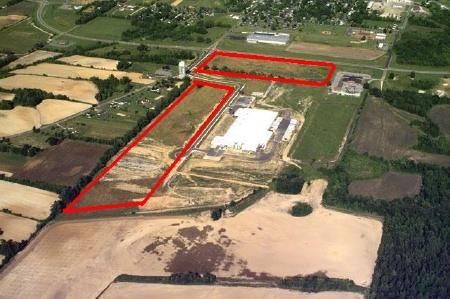 Humboldt Industrial Park | 36 acres