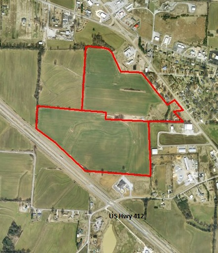 Kail Property   88 acres