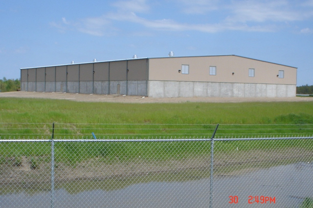 Port of Cates Landing FTZ Transit Shed/Warehouse | 37,500 sq. ft.