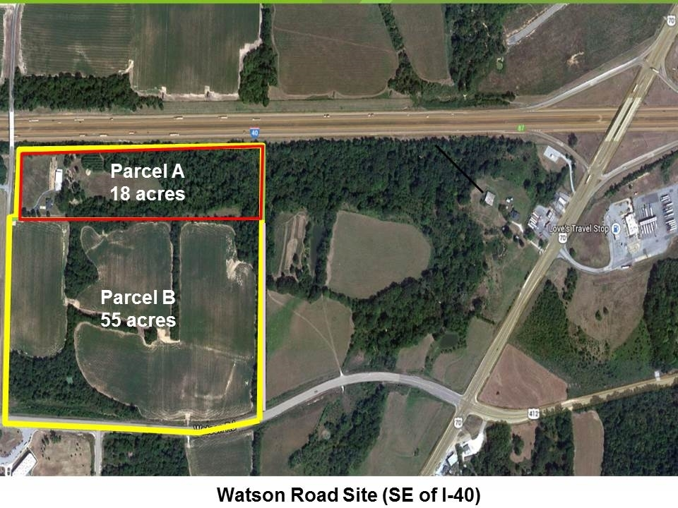 Watson Road Site | 55 acres