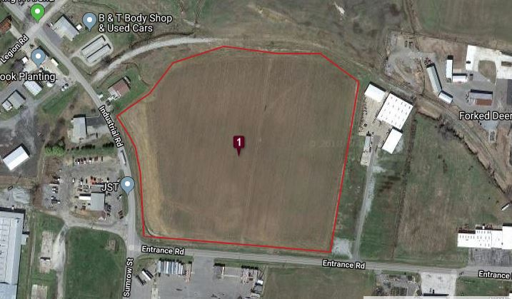 Halls Industrial Park | 30 acres