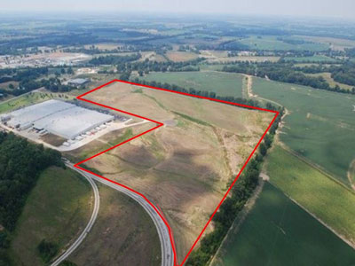 Haywood County Industrial Park (60 acre)