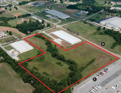 Haywood County Industrial Park (21 acre) | 21 acres