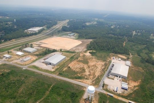 Selmer/McNairy County Industrial Park | 75 acres