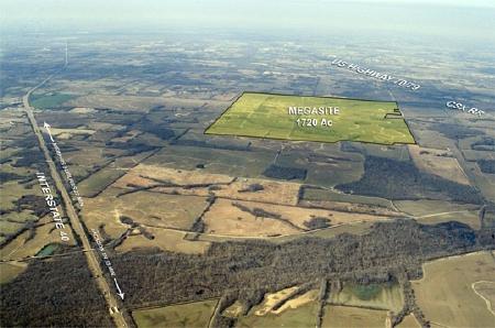 Memphis Regional Megasite | 3820 acres