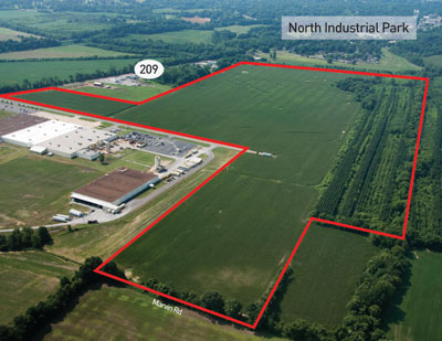 Ripley North Industrial Park | 101 acres