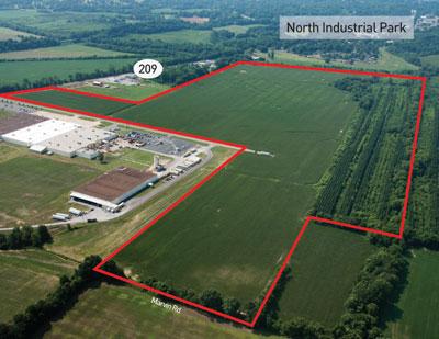 Ripley North Industrial Park