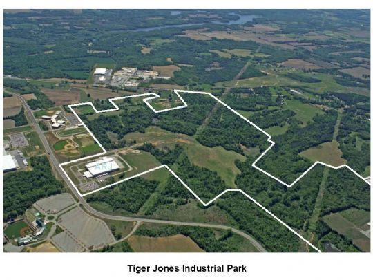 Tiger Jones Technology Park | 190 acres
