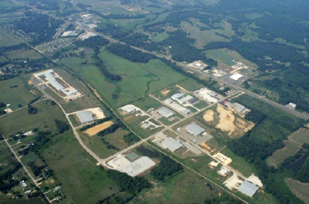 Timberlake Industrial Park | 32 acres