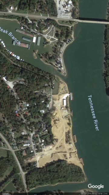 Tinker-Watkins Barge Terminal | 33 acres
