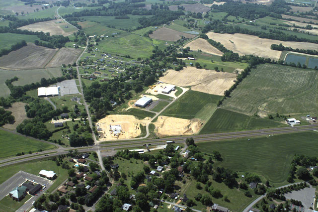 Troy Industrial Site