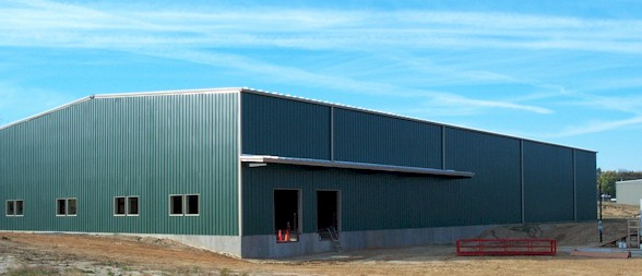C.C. Gurien Green Spec Building | 20,000 sq. ft.