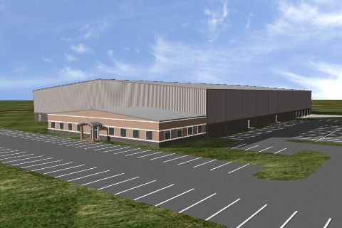 Dynamic Spec Building | 100,000 sq. ft.