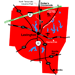 Henderson County | Map